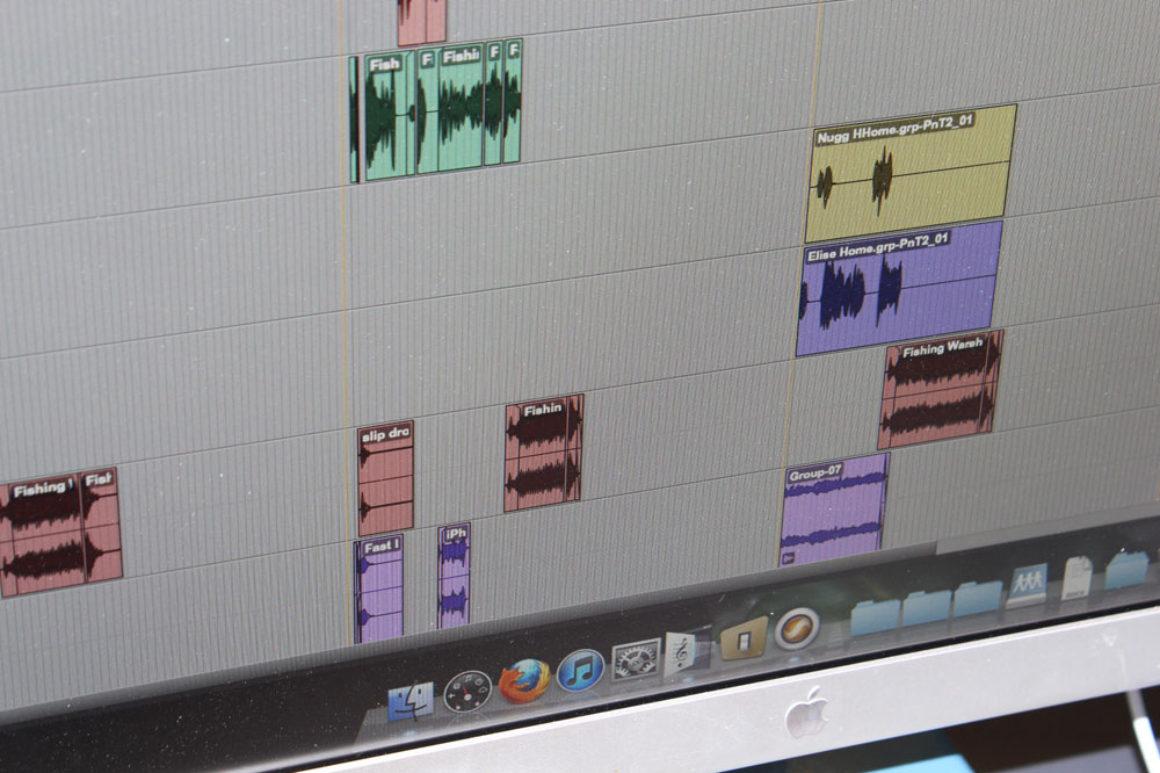 Mixing Audio